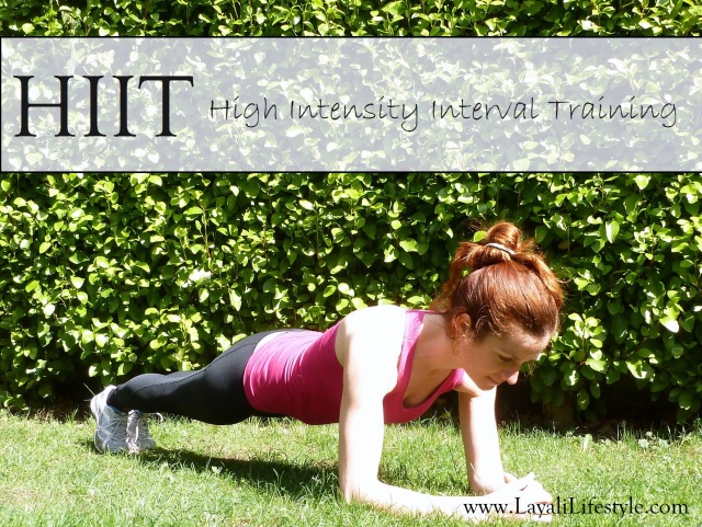 HIIT blog post