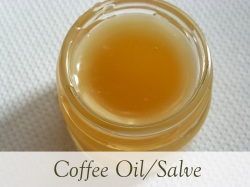 Coffee Oil salve