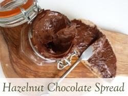 Hazelnut Chocolate Spread