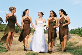 Bride and Bridesmaids 2